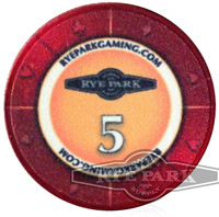 Casino Custom Chips, Poker Ceramic Chips from Rye Park  - Casino Gaming Supply Company