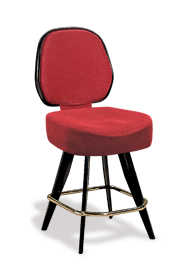 Used Casino Chairs - Gasser Blackjack Stool