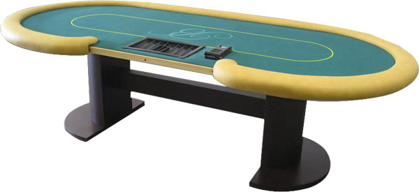 Casino style poker tables opium hard rock casino